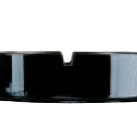 Cendrier noir 8,5cm - 6
