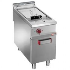 Friteuse électrique 1 cuve de 21 litres + armoire