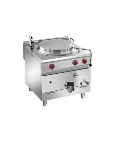 Marmite 150 litres sur meuble gaz - chauffage indirect