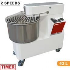 Pétrin à pâtes 42 & 53 litres - Version spirale