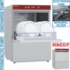 """Lave-vaisselle panier 50x50cm """"double parois"""" + pompe de vidange"""