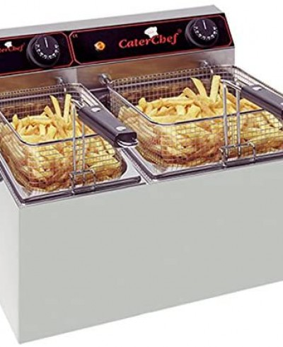 Friteuse Caterchef 5+8