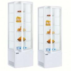 Vitrine réfrigérée 86 ou 235 litres
