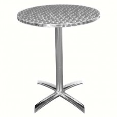 Table rabattable ronde 60cm
