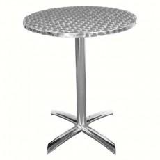 Table rabattable ronde 60cm