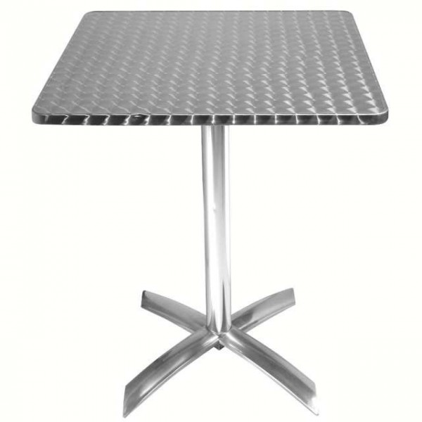 Table rabattable ronde 60cm matoreca for Table exterieur rabattable