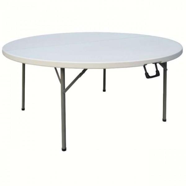 Table escamotable ronde matoreca - Table escamotable but ...