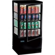 Vitrine réfrigérée 68 litres