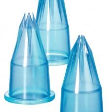 Set de douilles en polycarbonate