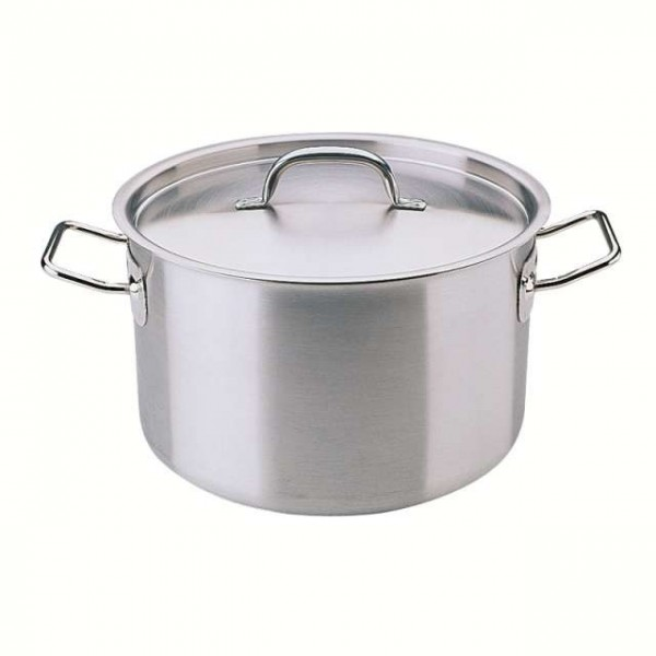 Casserole inox vogue for Casserole inox ou acier inoxydable