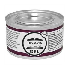 Gel combustible Olympia 200gr