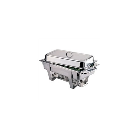2 chafing dish + 72 capsules de combustible