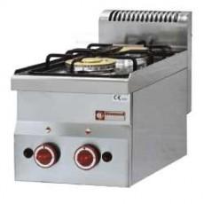 Cuisinière 2 feux gaz