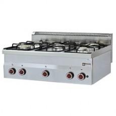 Cuisinière 5 feux gaz