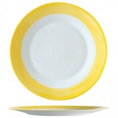 Série Brush jaune