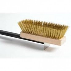 Brosse orientable - poil en laiton