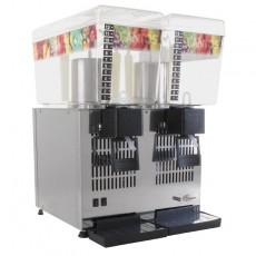 Distributeur de boissons réfrigérées Santos 2x12 litres