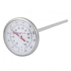 Thermomètre de poche avec écran
