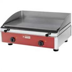 Plaque de cuisson lisse électrique ou gaz