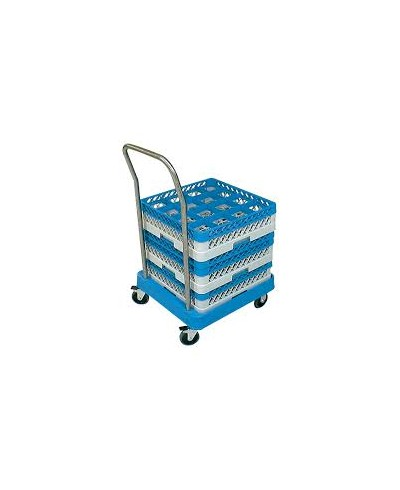 Chariot à casiers Caterracks