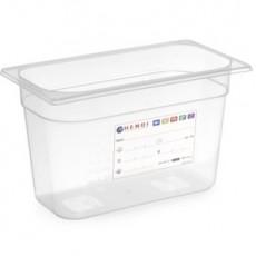 Boîte de stockage en polypropylène GN1/3 - 15cm